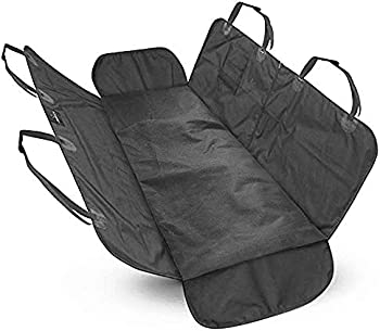 Pet Union Dog Seat Cover for Rear Bench for Large & Small Dogs