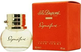 Signature By St Dupont For Women. Eau De Parfum Spray 1 oz