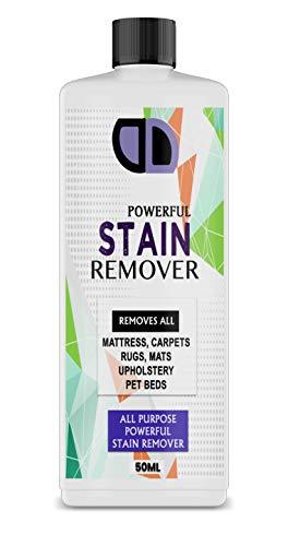 Mattress Stain Remover Urine Vomit Blood Pet Faeces Bed Wee Cleaner 50ml