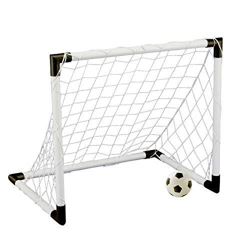 Kaiser(カイザー) サッカー ゴール セット KW-580 組立式 レジャー ファミリースポーツ