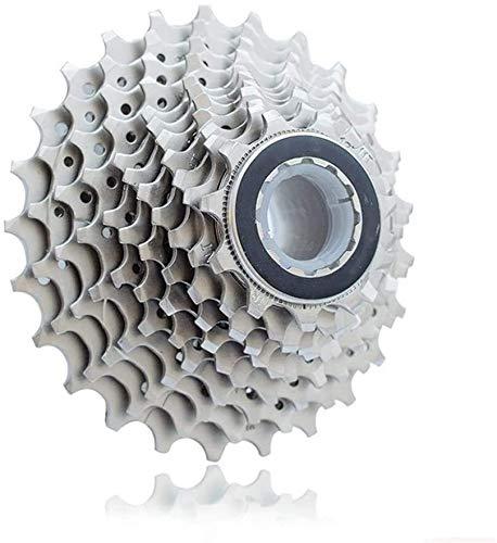 Ruedas De Bicicleta,llantas bicicleta 11-25T 11 Speed Cassette bici del camino de engranaje de una bicicleta Piezas 11S 22S de bicicletas volante Piñón Cog (Color: 11 11S 25T) ( Color : 11s 11 25t )