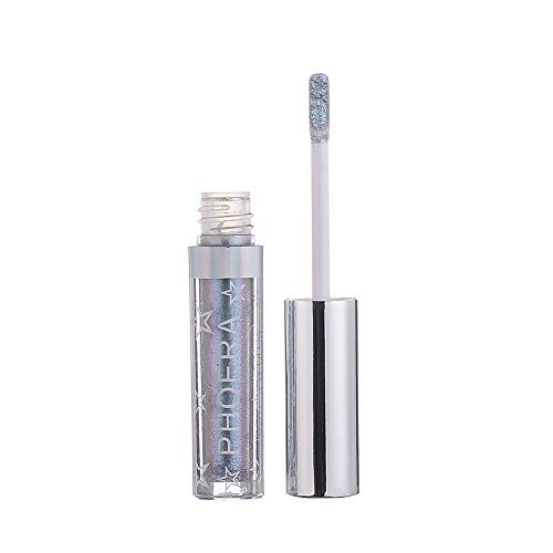 Hukz Shiny Diamond Symphony Water Eyeshadow-12 Color PHOERA Magnificent Metals Glitter and Glow...
