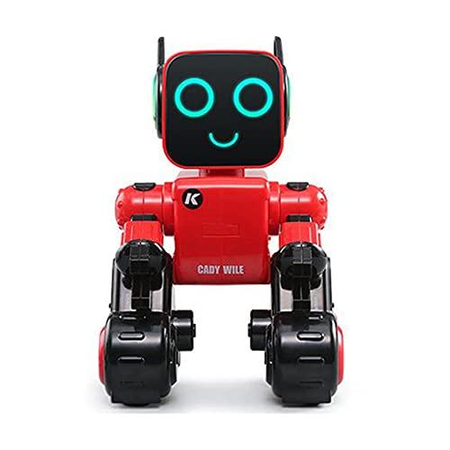 Inteligente Robot Juguete Interactivo Cantar y Bailar Ciencia Matemáticas Acción Programación Aplicación Móvil Operación