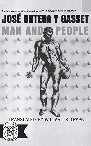 Man & People (Norton Library (Paperback))
