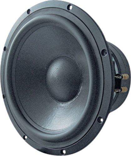 Visaton TIW 300–Lautsprecher (schwarz, 329x 329x 149mm, 25–4000Hz, Monitor 890MK III Vox 301Sub t-30.60tl-sub 30Atlas Compact MK V)