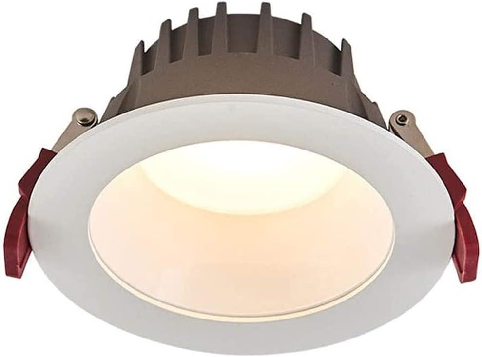 LogIme 10W 15W 20W White sale Sale special price Embedded LED 3000K Down Anti-Glare Spot