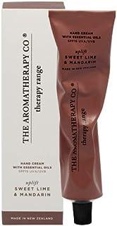 アロマセラピーカンパニー(Aromatherapy Company) Therapy Range セラピーレンジ Hand Cream ハンドクリーム Sweet Lime & Mandarin スイートライム&マンダリン Uplift(アップ...