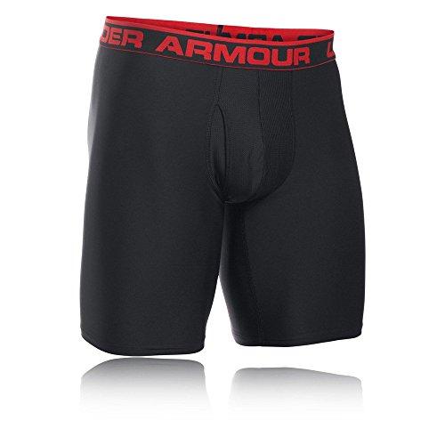 Under Armour Herren Sportswear the Original 9 Zoll Unterhose, Black, SM