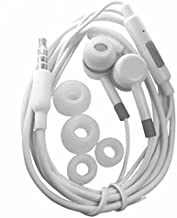 RICHVOLT Wired in-Ear Headphones Extra Bass Earphones for Redmi Note 7 Pro, M20, M30, A50, OnePlus 7, Realme 3 Pro, Redmi 7, Oppo F11, Mi Note 7S, A70, OnePlus 7 Pro, Realme C2, A10, Realme 3 Headset