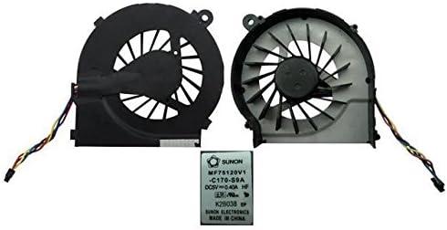New Laptop CPU Cooling Fan [Alternative dealer] G72-227WM for G72-250US HP 5 popular G72-130SB