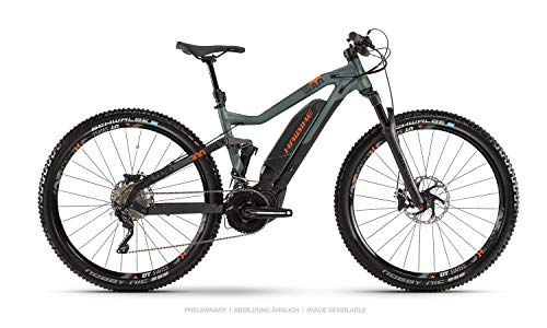 Haibike Sduro FullNine 8.0 - Bicicleta eléctrica de pedaleo asistido, montaña (29...