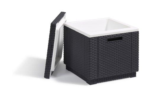 Allibert Kühlbox/Beistelltisch Ice Cube - 2