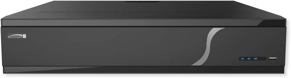 Speco 32-Channel 4K NVR with Facial Recognition and Smart Analytics, 2 TB (N32NRE2TB)