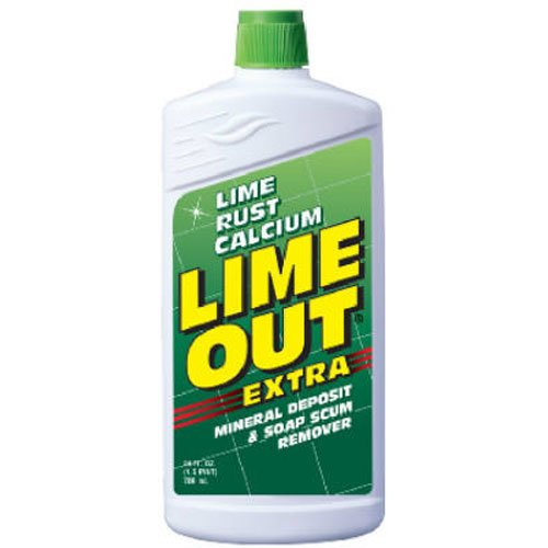 Lime OUT Heavy-Duty Rust, Lime & Calcium Stain Remover, 24 Fl.