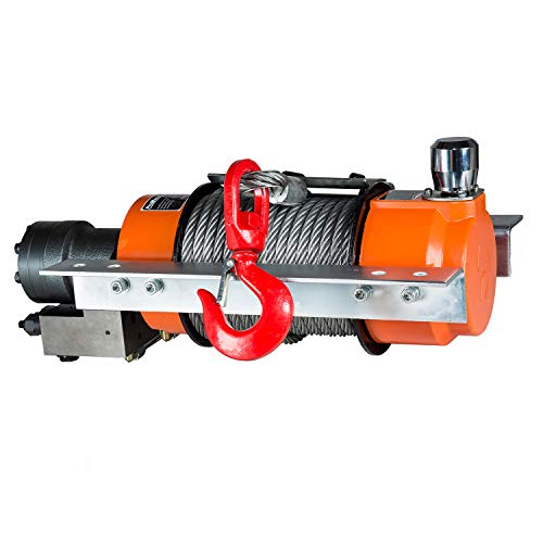 Prowinch 55 Ton Hydraulic Winch 11000 lbs