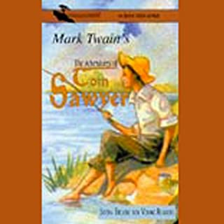 The Adventures of Tom Sawyer (Dramatized) cover art