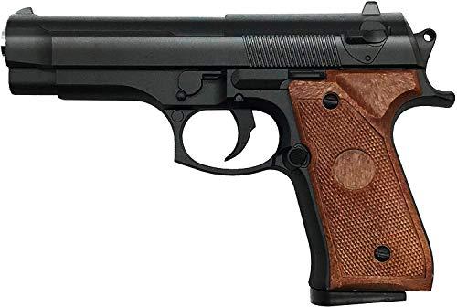 Oramics Softair Pistole – Airsoft unter 0,5 Joule – Vollmetall Softair-Pistole G22 ABS – Originalgetreuer Nachbau im Maßstab 1:1,8, Kaliber: 6mm