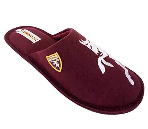 Prodotto Ufficiale Varie Taglie Disponibili Milan Pantofole Invernali Ragazzo//Adulto GRIFF A.C