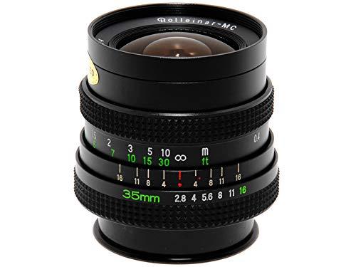 Objetivo Rollei Rolleinar MC 35 mm f2,8 para cámaras Rolleiflex 35 mm.
