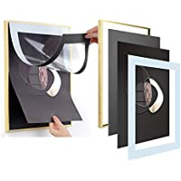 Archome 11x14 Waterproof Picture Frames with Free Magnetic Wall