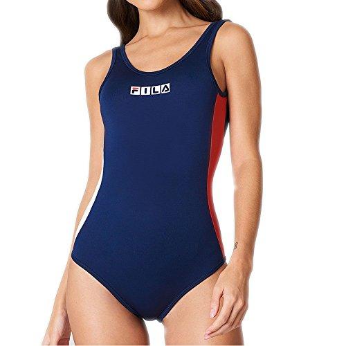Fila Cheryl Body Suit Damen Blau XS (X-Small)
