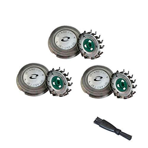 HQ64 Hoja de repuesto para cabeza de afeitadora eléctrica Philips HQ54 HQ6070 HQ6073 HQ7310 PT710 HQ7325 HQ7340 PT715 PT725 PT720
