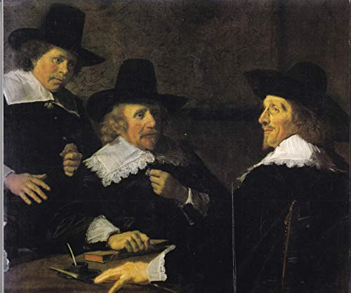 The golden age of the seventeenth century dutch painting from the collection of Frans Hals Museum 19 March - 15 May, 1988