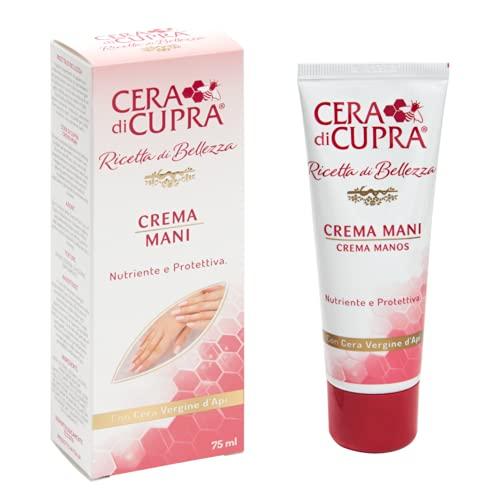 Cera di Cupra przepis na kosmetyki krem do rąk, 1 opakowanie (1 x 75 ml)