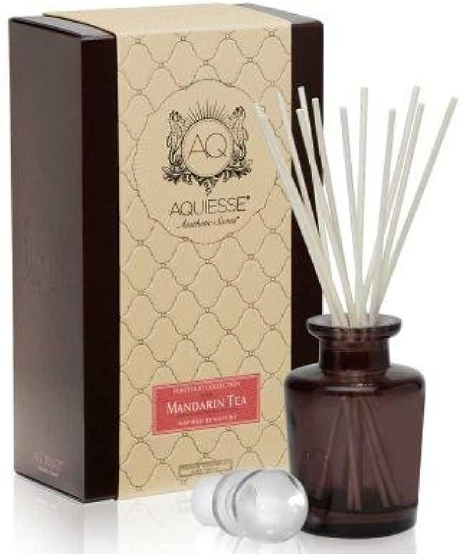 Aquiesse Reed Diffuser Mandarin Tea