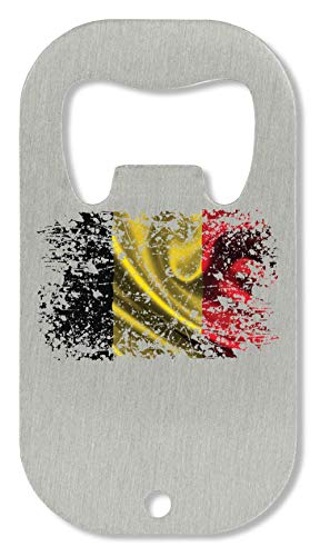 Belgium Europa Brüssels Country Series nationale vlag Nice to flesopener