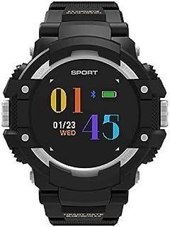 Gymqian Fitness Tracker F7 Smart Watch/Reloj Neumático de la Frecuencia Cardíaca Gps Posicionamiento de la Pista Bluetooth Watch Ip67 Protección Nivel Profundidad Impermeable Depo