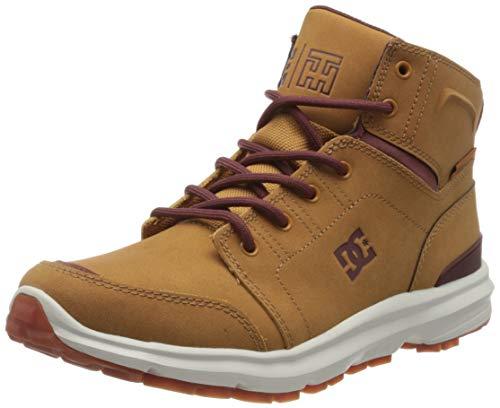 DC Shoes (DCSHI) Torstein-Urban Winter Boots for Men, Botas Slouch para Hombre, Wheat, 38.5 EU