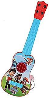 Ukulele Guitar Toy for Kids  4 Strings Musical Instrument for Girl Boy Toddler Beginner with ABS Quality for gift