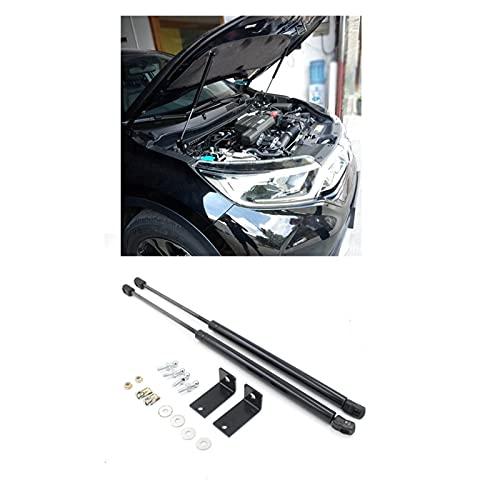 JIUTAI Amortiguadores de Gas Soportes De Elevación De Capó De Automóviles Duraderos Stracks Struts Props Motor Barra Hidráulica para Honda CR-V CRV 2017-2019 Muelle Neumático Barra