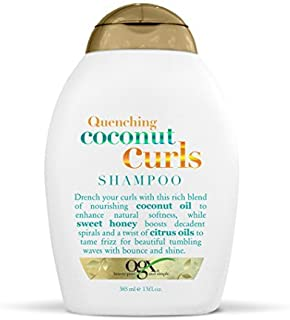 OGX Quenching Plus Coconut Curls Shampoo, 13 Ounce by OGX