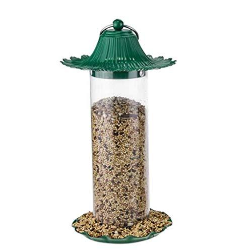 LUNAH Bird Feeder Hanging Wild Bird Seed Feeder For Mix Seed Blends, Niger Seed Feeder,Bird Feeding Station Wild Bird Feeder Kit