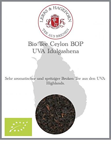 Bio Tee Ceylon BOP UVA Idulgashena 1kg