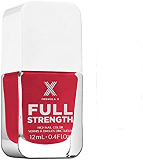 Sephora Formula X Full Strength Nail Polish - Turnt Up - LIMITED EDITION (Full Size)