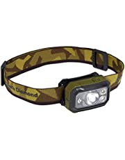 Black Diamond Storm 400 hoofdlamp, dark_olive
