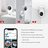Zoom IMG-2 victure 1080p baby monitor telecamera