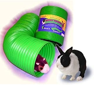 Pet-Bliss Snugglesafe Green Bunny Warren (Tp)(Ssbun/850)
