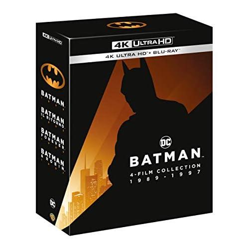Batman Anthology (Box 4 4K) (4K+Br)