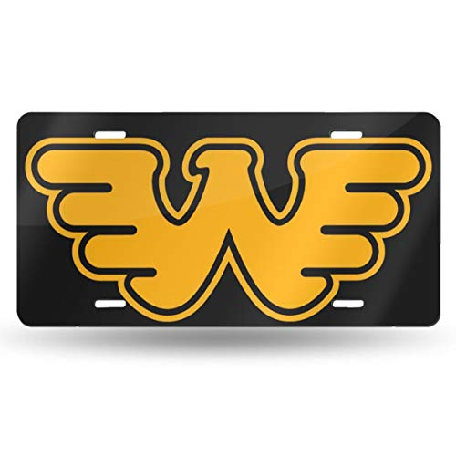 Butvoc Waylon Jennings License Plate, Suitable for Any Truck, car, Van, Garage or Bedroom, etc, car Accessories