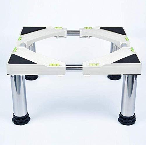 Dongyd - Soporte ajustable para lavadora automática (14 – 17 cm)