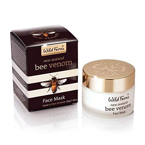 Wild Ferns New Zealand Bee Venom Pack with Active Manuka Honey