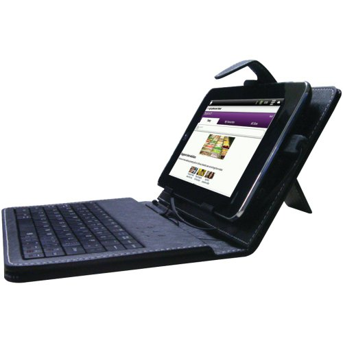 BOSS Electronics funda para tablet con teclado integrado...