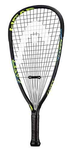 HEAD Innegra Laser 180 Club Racquetball Racket - Pre-Strung Head Light Balance Racquet