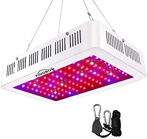 Wjf LED Coltiva licht dubbele chips spectrum compleet plant van de LED Coltiva licht met haak in de ketting van Domestica broeikas hydrocultuur planten waxen