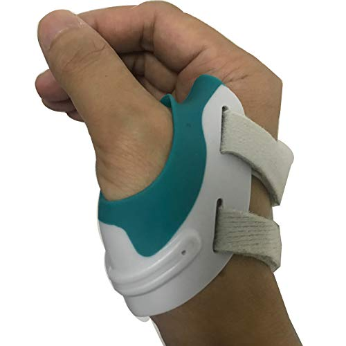 CMC Guider Medical Ortho Thumb Brace for Thumb Arthritis Pain Relief,Size Medium Right Hand 19-23cm