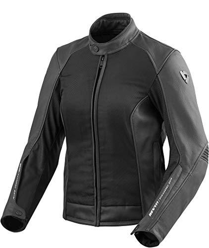 Revit Ignition 3 Damen Leder/Textil Jacke 40